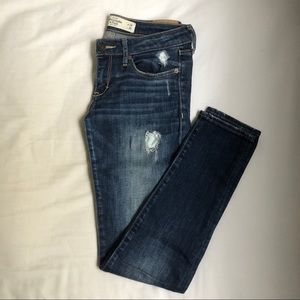 Abercrombie & Fitch size 24 jeans